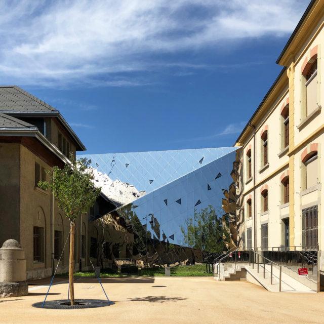 Médiathèque et Archives cantonales du Valais – meier + associés architectes