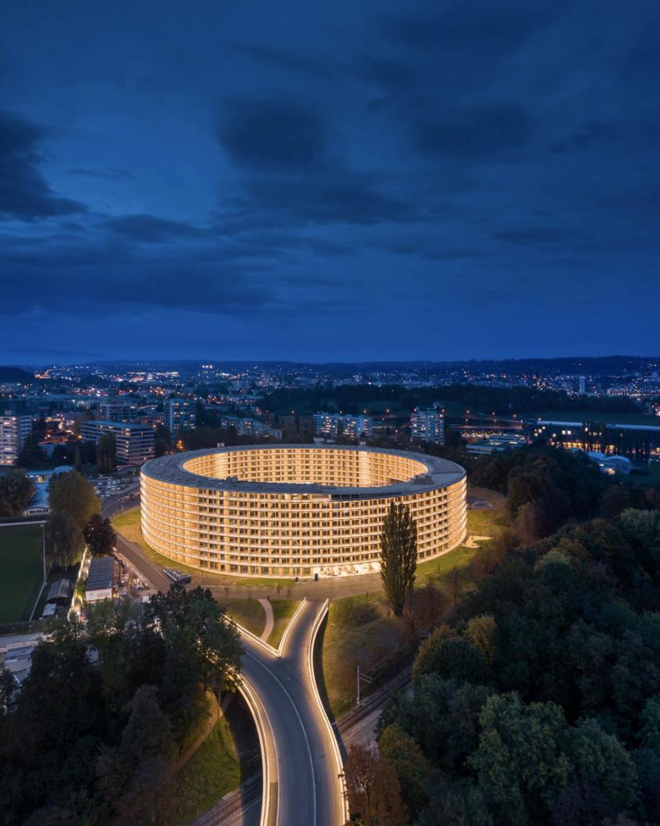 Vortex Itten+Brechbühl – Dürig Architekten