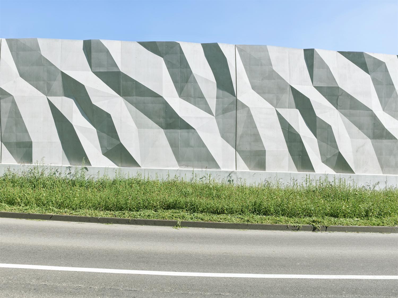 BARAKI architecture et ingénierieMur de soutènement RIEDERBERG